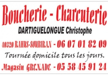BOUCHERIE DARTIGUELONGUE