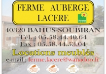 FERME AUBERGE LACERE
