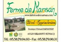 FERME DE MARSAN