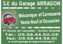 GARAGE ARRAGON
