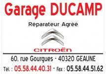 GARAGE DUCAMP
