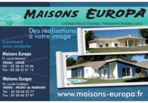 MAISON EUROPA