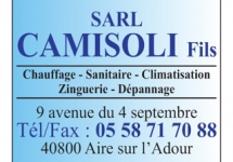 SARL CAMISOLI