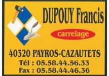 DUPOUY FRANCIS
