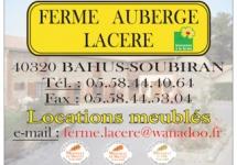 FERME AUBERGE LACERE