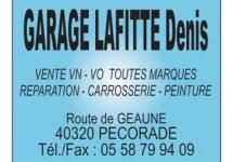 GARAGE LAFITTE