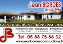 JEAN BORDES CONSTRUCTIONS