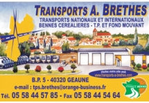 TRANSPORTS BRETHES