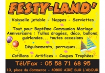 FESTY LAND