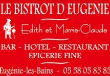 LE BISTROT D'EUGENIE
