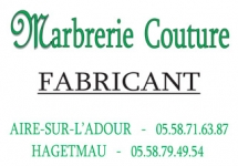 MARBRERIE COUTURE