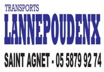 TRANSPORT LANNEPOUDENX
