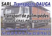 TRANSPORTS DAUGA